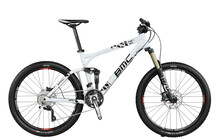 BMC trailfox TF03 MTB SLX/XT wit